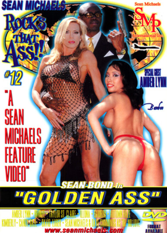 Rocks That Ass 12 - Golden Ass DVD Bild