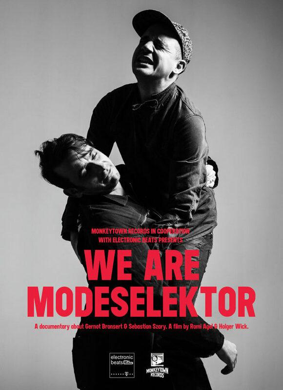 We Are Modeselektor DVD Bild