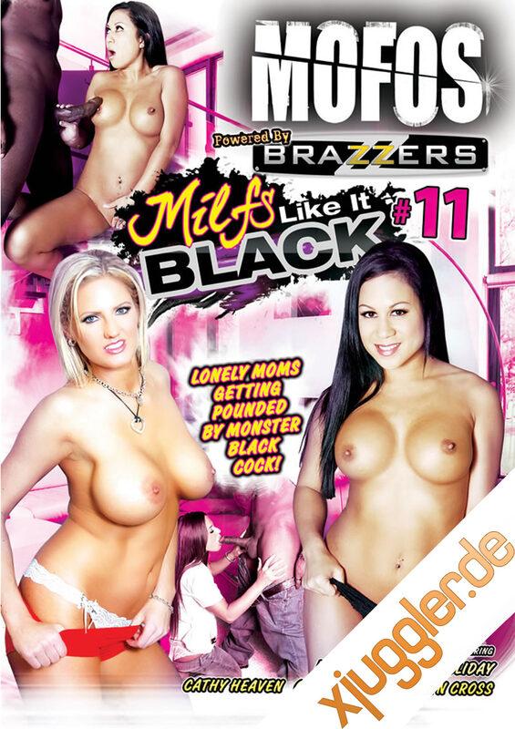 Milfs Like It Black 11 DVD Bild