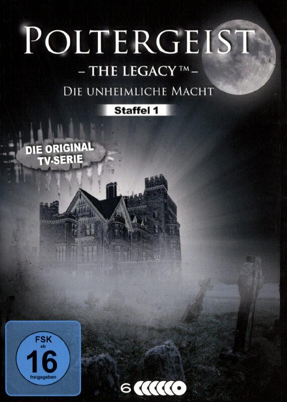 Poltergeist - The Legacy... - St. 1  [6 DVDs] DVD Bild