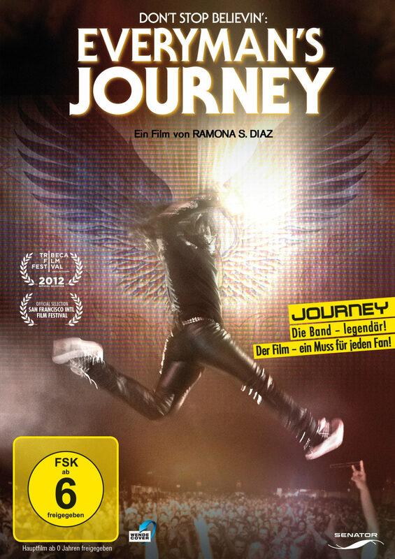 Don't Stop Believin' - Everyman's Journey  (OmU) DVD Bild