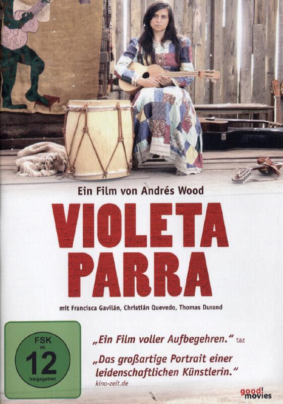 Violeta Parra  (OmU) DVD Bild