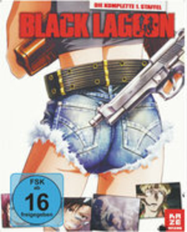 Black Lagoon Staffel 2