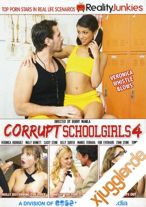Corrupt Schoolgirls 4 DVD Bild