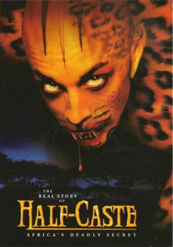 Half-Caste - Africa´s deadly Secret US DVD Bild