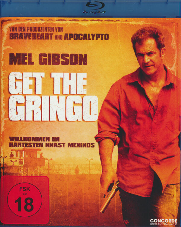 Get the Gringo Blu-ray Bild
