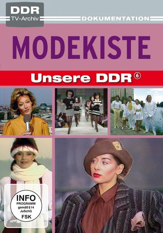 Unsere DDR 6 - Modekiste - DDR TV-Archiv DVD Bild