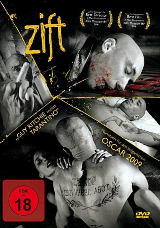 Zift DVD Bild