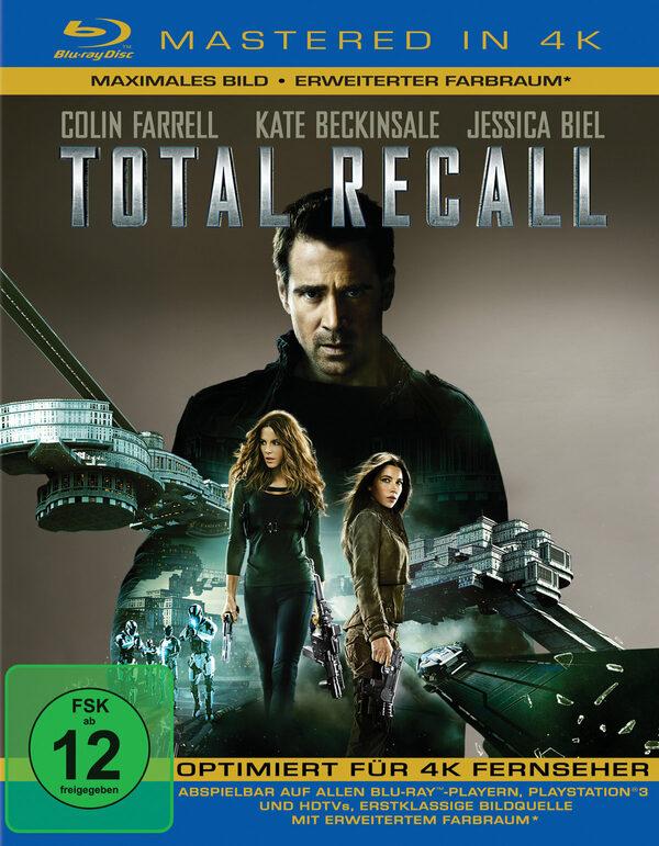 Total Recall  (Mastered in 4K) Blu-ray Bild