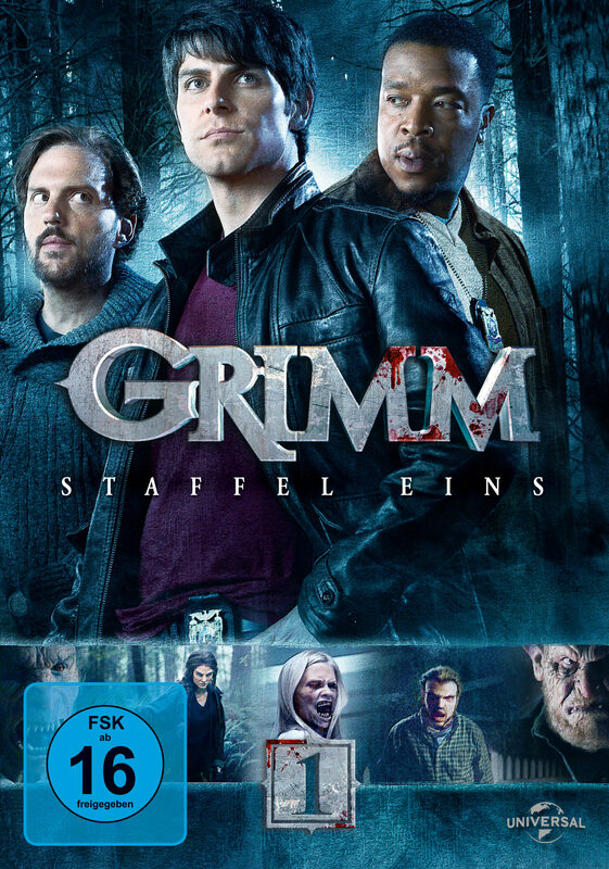 Grimm - Staffel 1  [6 DVDs] DVD Bild