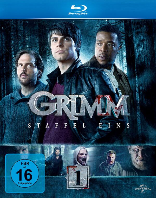 Grimm - Staffel 1  [5 BRs] Blu-ray Bild