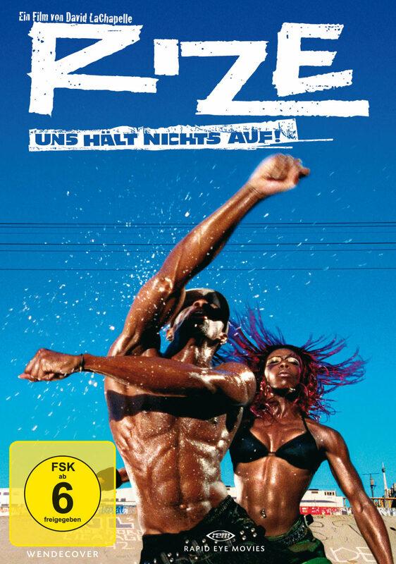 Rize - Uns hält nichts auf!  (OmU) DVD Bild
