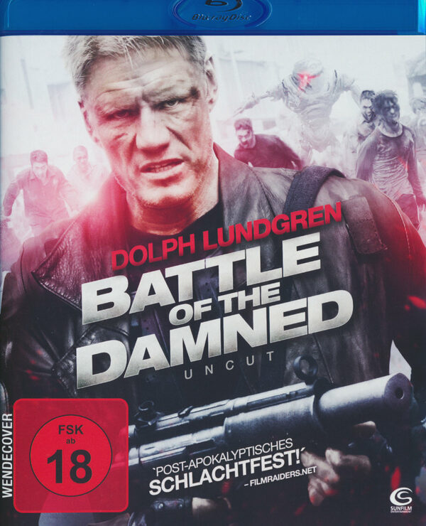 Battle of the Damned Blu-ray Bild