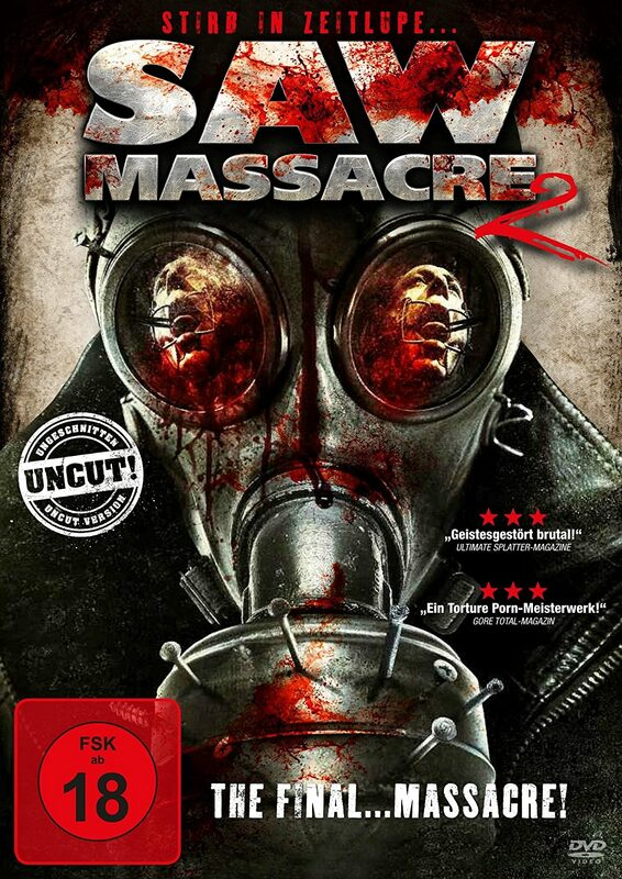 Saw Massacre 2 DVD Bild