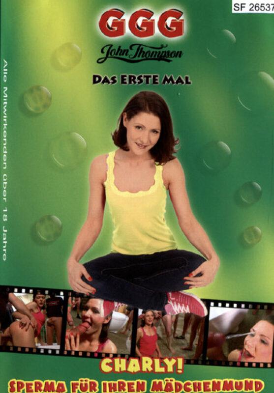 GGG - Charly! Sperma für ihren Mädchenmund DVD Bild