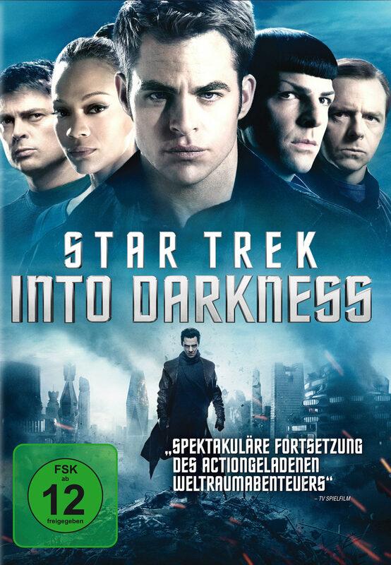 Star Trek 12 - Into Darkness DVD Bild
