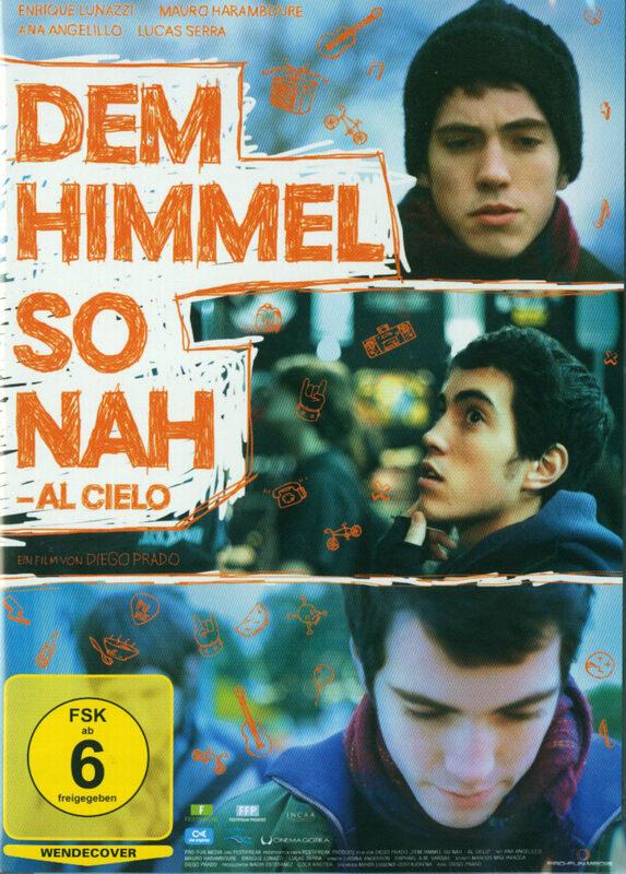 Dem Himmel so nah  (OmU) DVD Bild