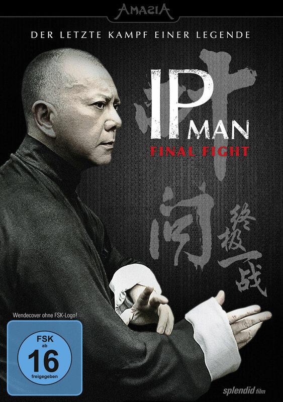 IP Man - Final Fight DVD Bild