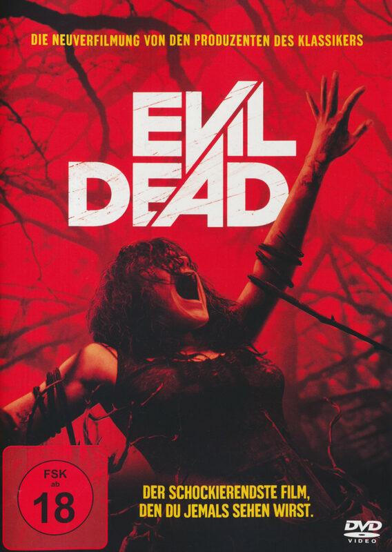 Evil Dead DVD Bild