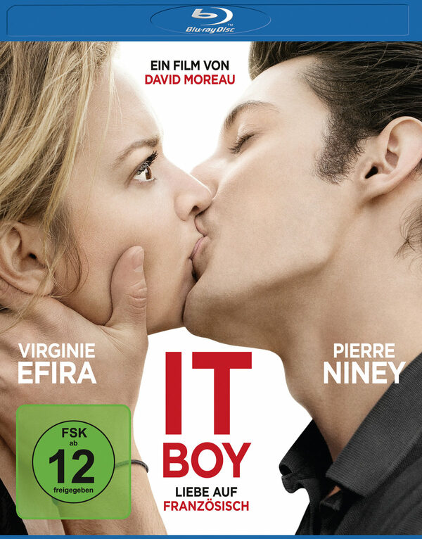 It Boy - Liebe auf französisch Blu-ray Bild
