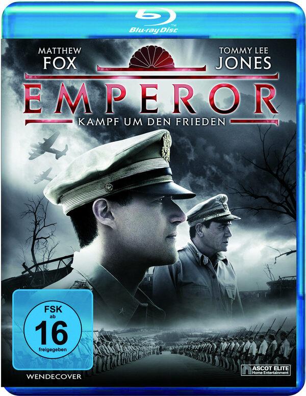 Emperor - Kampf um den Frieden Blu-ray Bild