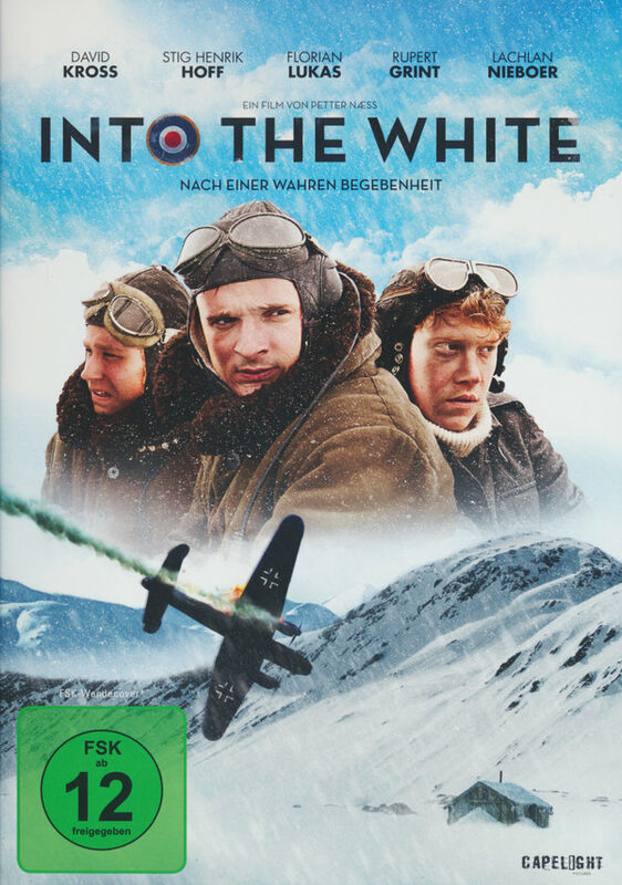 Into the White DVD Bild