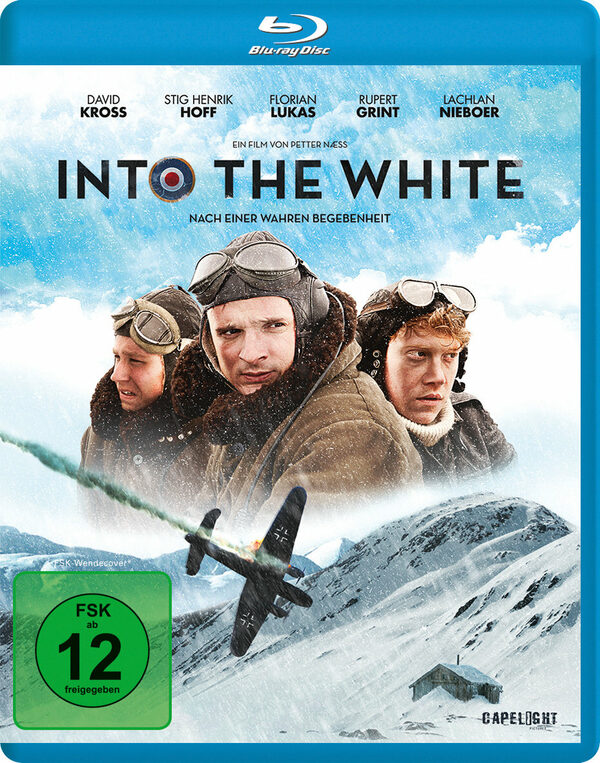 Into the White Blu-ray Bild