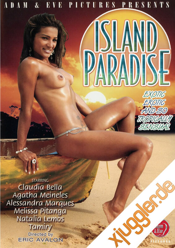 Island Paradise DVD Bild