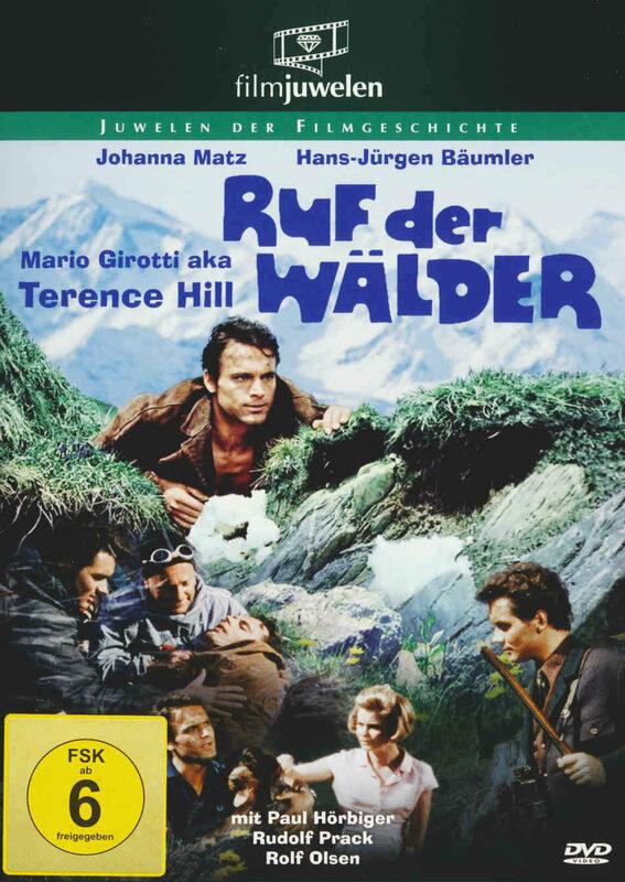 Ruf der Wälder - Filmjuwelen DVD Bild
