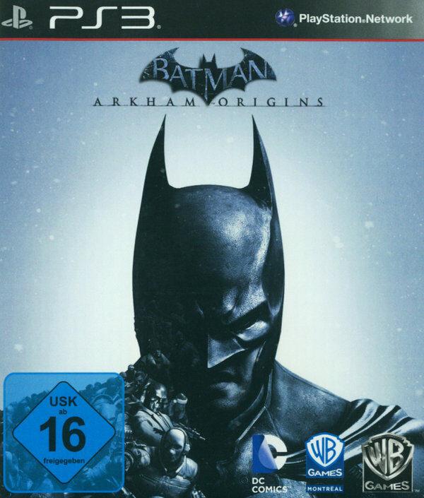 Batman: Arkham Origins PS3 Bild