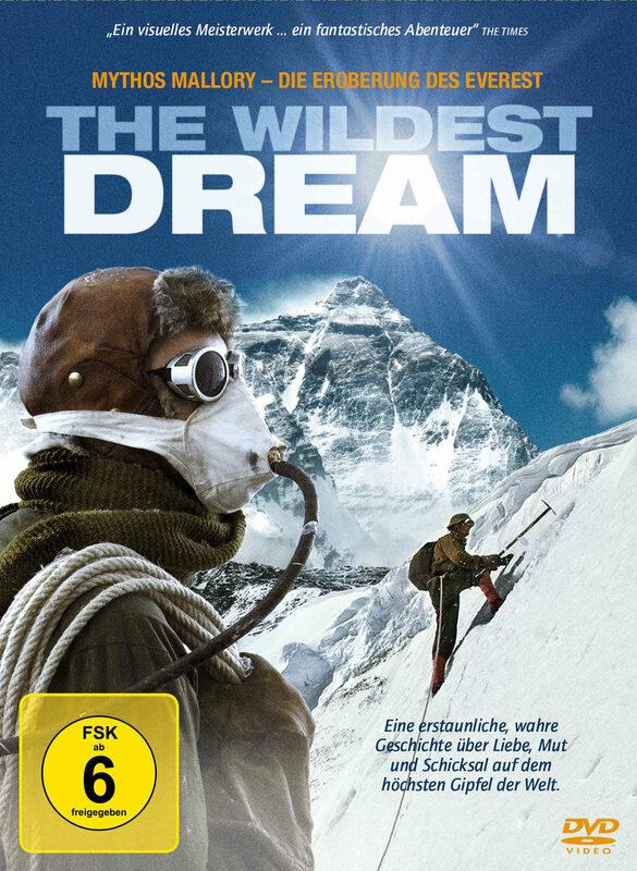 The Wildest Dream - Mythos Mallory: Die Ero... DVD Bild