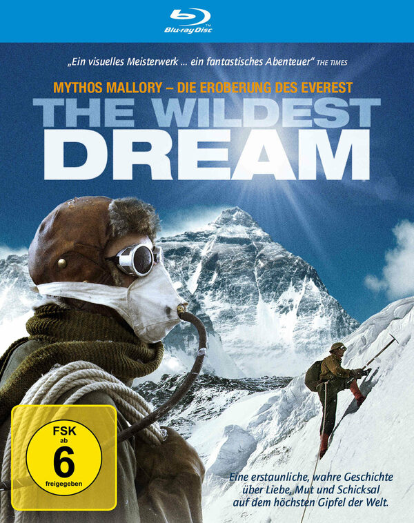 The Wildest Dream - Mythos Mallory: Die Ero... Blu-ray Bild