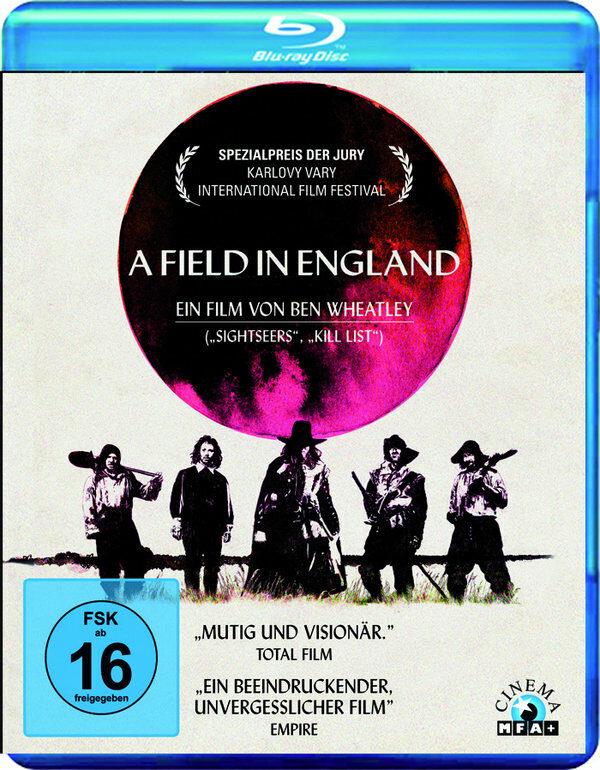 A Field in England Blu-ray Bild