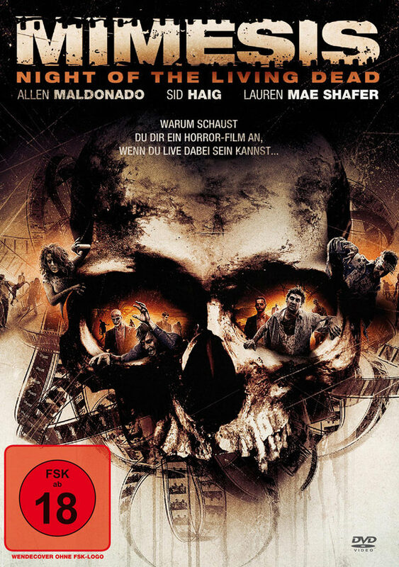 Mimesis - Night of the Living Dead DVD Bild