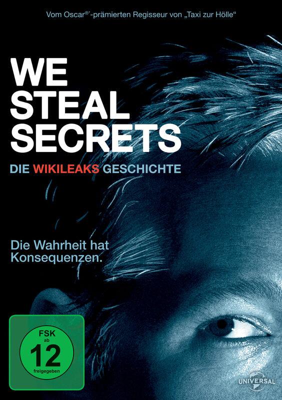 We Steal Secrets - Die WikiLeaks Geschichte DVD Bild