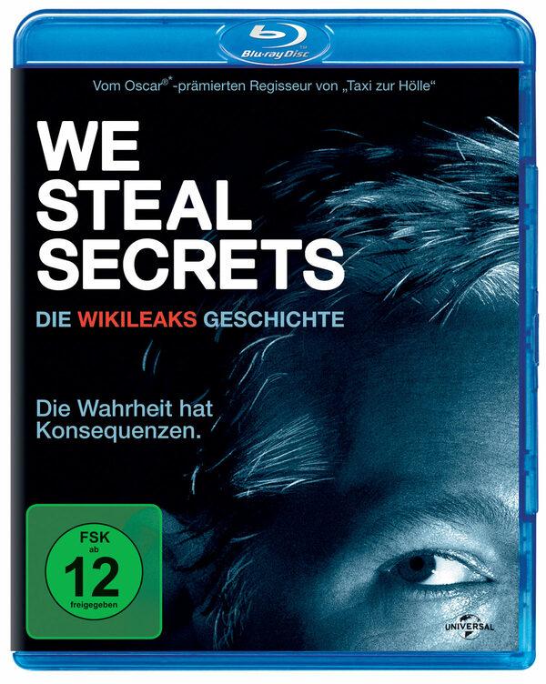 We Steal Secrets - Die WikiLeaks Geschichte Blu-ray Bild