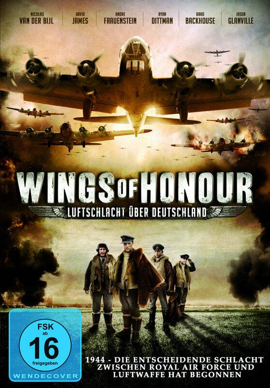 Wings of Honour - Luftschlacht über Deutschland DVD Bild