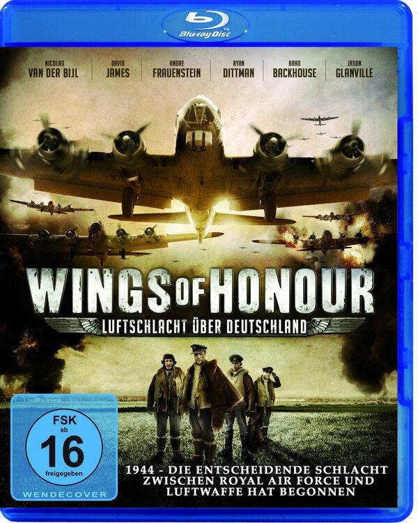 Wings of Honour - Luftschlacht über Deutschland Blu-ray Bild