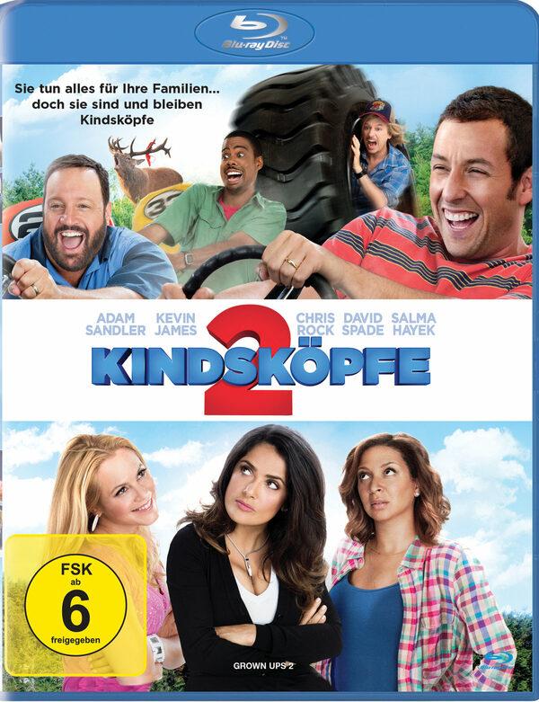 Kindsköpfe 2 Blu-ray Bild
