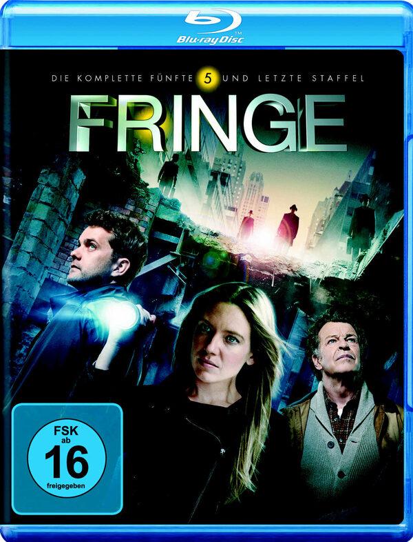 Fringe - Staffel 5  [3 BRs] Blu-ray Bild