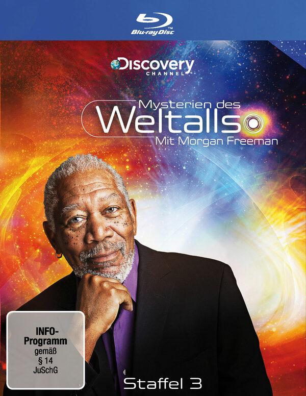 Mysterien des Weltalls - Staffel 3 Blu-ray Bild