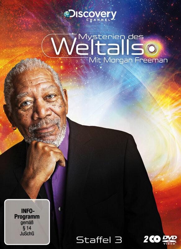 Mysterien des Weltalls - Staffel 3  [2 DVDs] DVD Bild