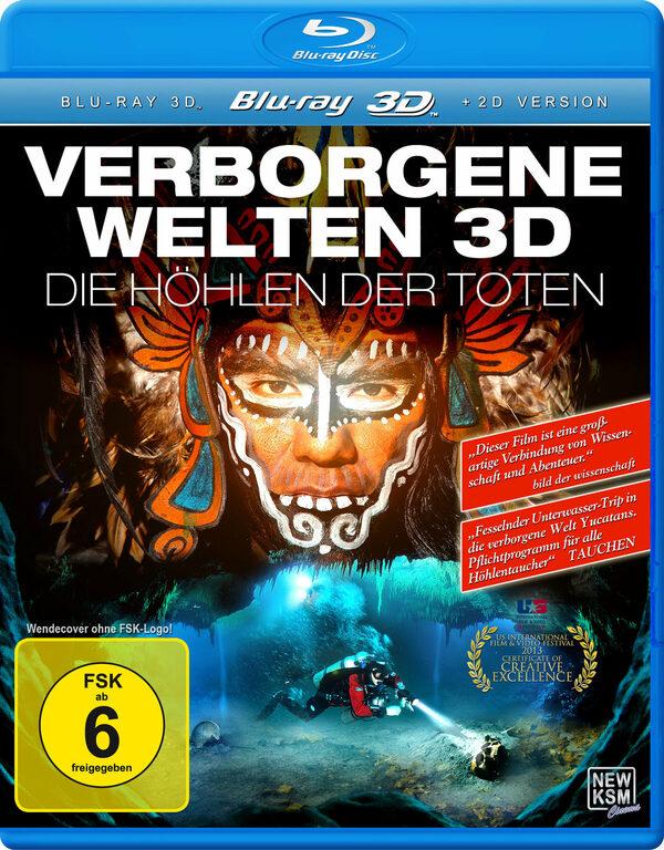 Verborgene Welten - Die Höhlen der Toten Blu-ray Bild