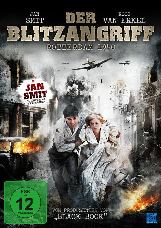 Der Blitzangriff - Rotterdam 1940 DVD Bild