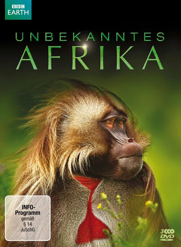 Unbekanntes Afrika  [2 DVDs] DVD Bild