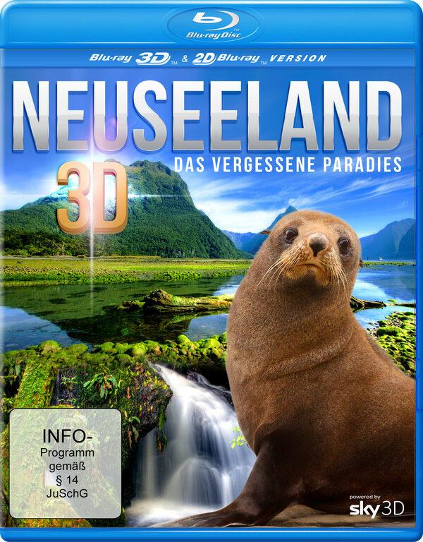 Neuseeland - Das vergessene Paradies Blu-ray Bild