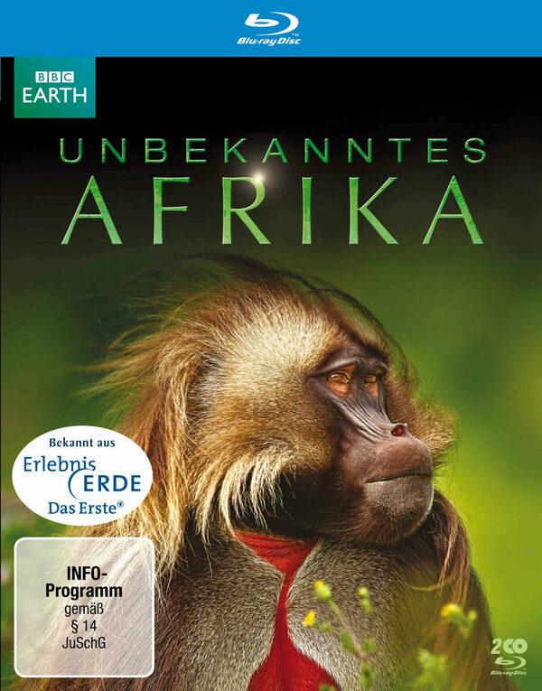 Unbekanntes Afrika Blu-ray Bild