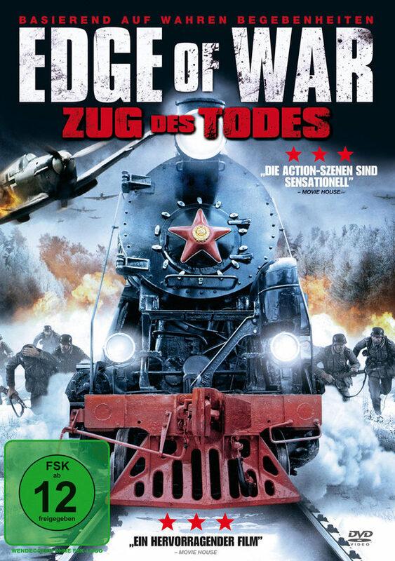 Edge of War - Zug des Todes DVD Bild