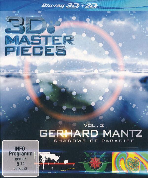 3D Masterpieces Vol. 2 - Gerhard Mantz DVD Bild