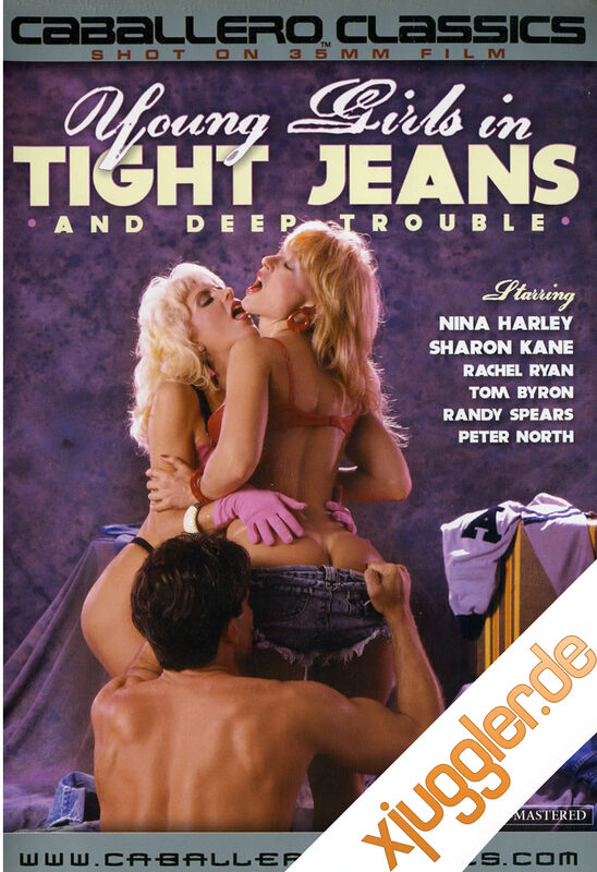 Young Girls In Tight Jeans DVD Bild